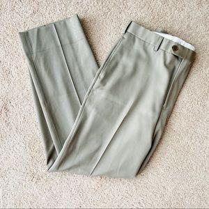 Brooks Brothers Madison Fit Wool Dress Pant